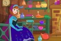 Adage sur l'Amour de Frozen