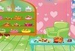 Aménager le magasin de bonbons