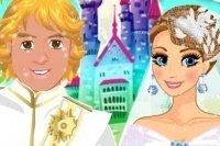 Anna et Kristoff se marient
