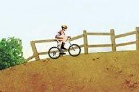 Aventures avec le Mountainbike