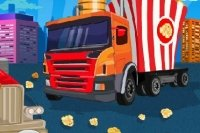 Bataille de camionnette alimentaire