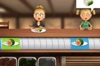Bataille de sushi
