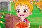 Bébé Hazel Tomates