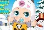 Bébé d'hiver