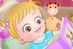 Bébé Hazel va faire dodo