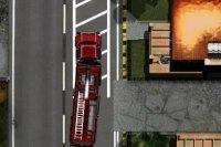 Camion pompier lourd