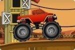 Camion Monstre du désert
