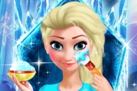 Changement de look d'Elsa