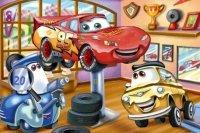 Chiffres cachés Cars
