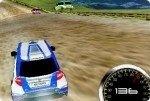 Course rallye 3D
