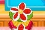 Cupcakes floraux