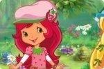 Défilé de mode Charlotte aux fraises