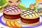 Délicieux gâteaux