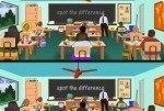 Différences de la classe