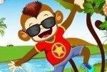 Drôle de singe