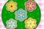 Gâteaux fleurs