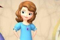 Habiller la princesse Sofia