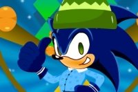 Habiller Super Sonic