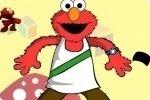 Habiller Elmo