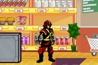 Héros pompier