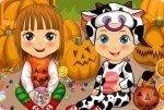 Jumeaux Halloween