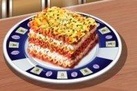 Lasagnes du cours de cuisine de Sarah