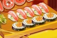 L'école des sushis