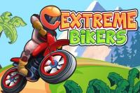 Les cyclistes de l'extrême