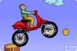 Le scooter des collines