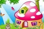 Maisons en champignon
