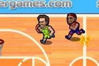 Match de Basketball