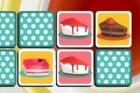 Memory petits gâteaux