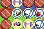 Memory sur le thème du sport