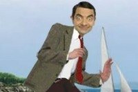 Mr Bean danse