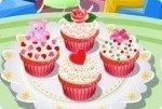 Muffins pour la Saint Valentin