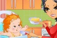 Nourrir bébé
