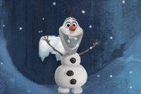 Olaf's Freeze Fall
