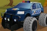 Police 4x4