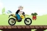 Popeye en moto
