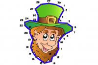 Puzzle Lignes Saint-Patrick