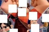 Puzzle Les Mondes de Ralph