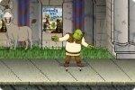 Shrek en skateboard