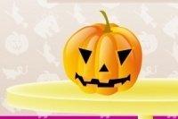 Tarte aux citrouilles Halloween