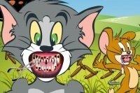 Tom et Jerry chez le dentiste