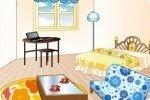 Une chambre branchée