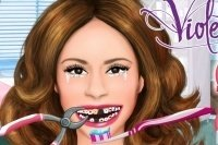 Violetta dentiste
