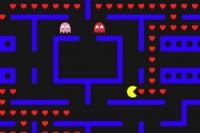 Calcul Pacman Saint-Valentin