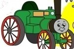 Coloriage Thomas