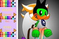 Fabriquer des personnages avec Sonic