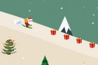 Faire du Ski à Noël